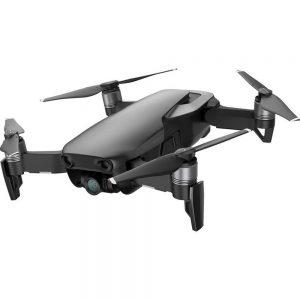 DJI Mavic Air Quadcopter with Remote Controller - Onyx Black-1