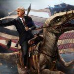 trump-on-dragon