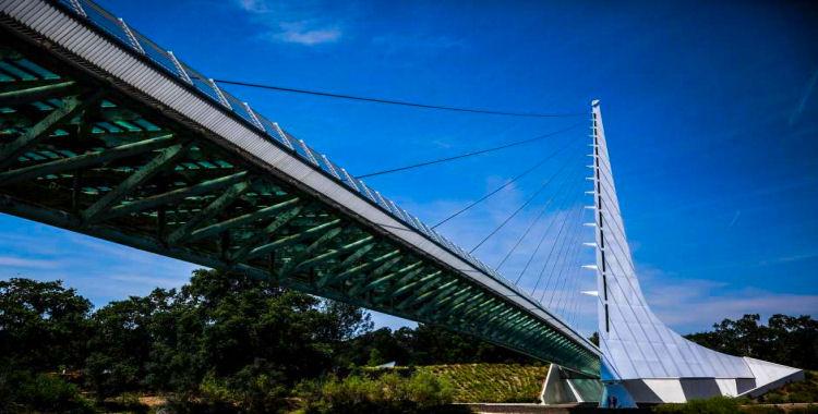 Sundial Bridge - Redding, California