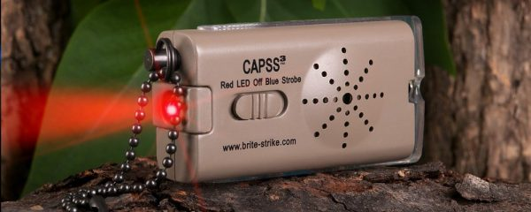 Brite Strike Camp Perimeter Security System, Survival Signaling System, Complete Emergency System for Hunters, Campers, Hikers, Fishermen, BSTCAPSS-2