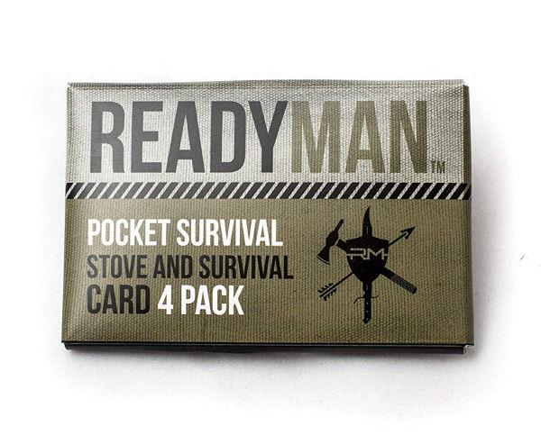 READYMAN Survival Stove 2.0-2