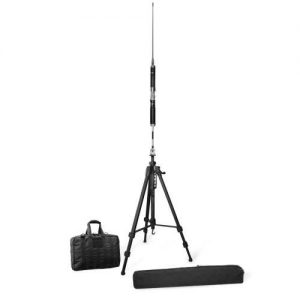 Super Antenna MP1LXMAX Deluxe Tripod 80m-10m HF +2m VHF Portable Antenna with Go Bags ham Radio Amateur-1
