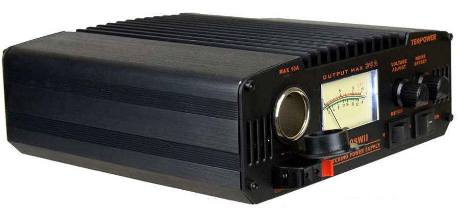 TekPower TP30SWII 30 Amp DC 13.8V Analog Switching Power Supply with Noise Offset-2