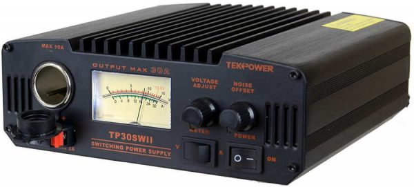 TekPower TP30SWII 30 Amp DC 13.8V Analog Switching Power Supply with Noise Offset-4