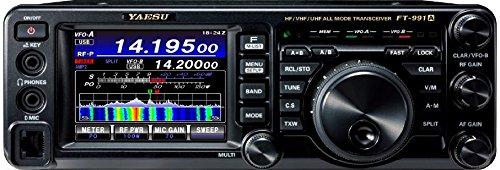 Yaesu Original FT-991A HF50140430 MHz All ModeField Gear Transceiver - 100 Watts (50 Watts on 140430MHz) - 3 Year Warranty