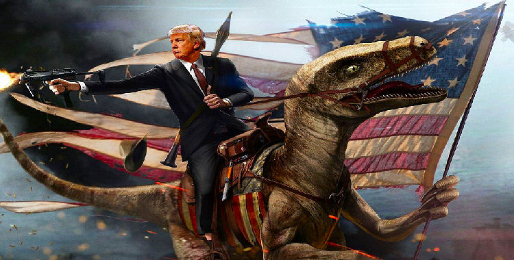 trump-on-raptor